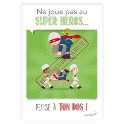 Ne joue pas au super héros