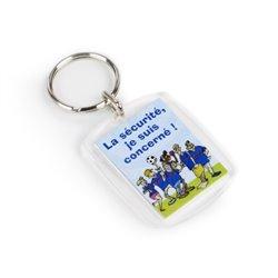Porte-clés clip