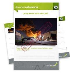 Mémo prévention - Incendie