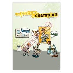 Posture de champion