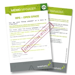Mémo manager - RPS Open space