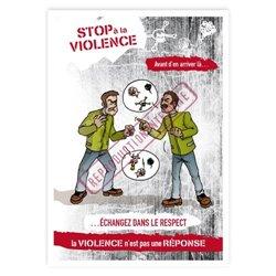 Stop à la violence