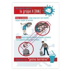 Grippe à mouchoir