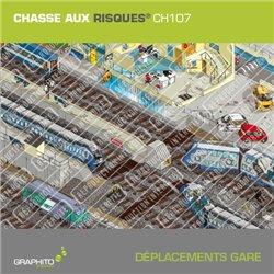 Déplacements en gare