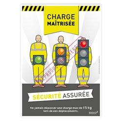 Charge maîtrisée, sécurité assurée