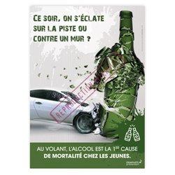 Accident alcool chez les jeunes