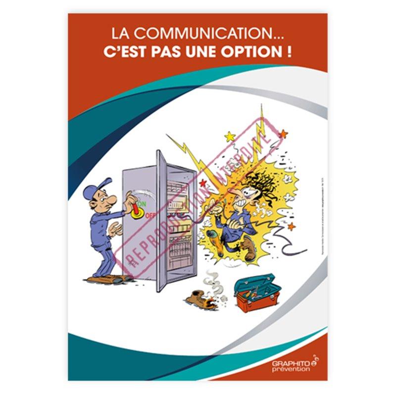 Communication pas une option