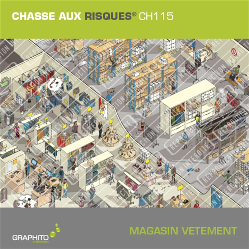 Magasin de vêtement