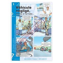 Les risques routiers lors de vos déplacements professionnels - L'entretien du véhicule