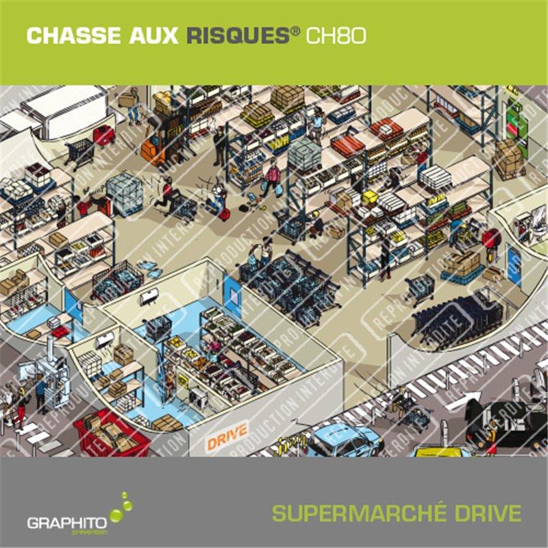 Supermarché Drive