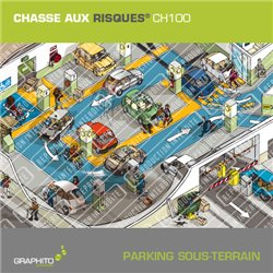 Parking sous-terrain