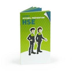 Livret accueil sécurité HSE