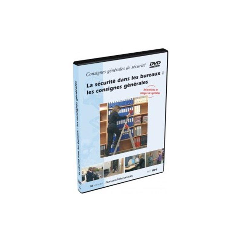 La sécurité dans les bureaux : les consignes générales