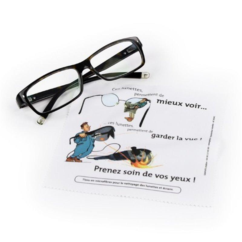 Tissu pour lunettes