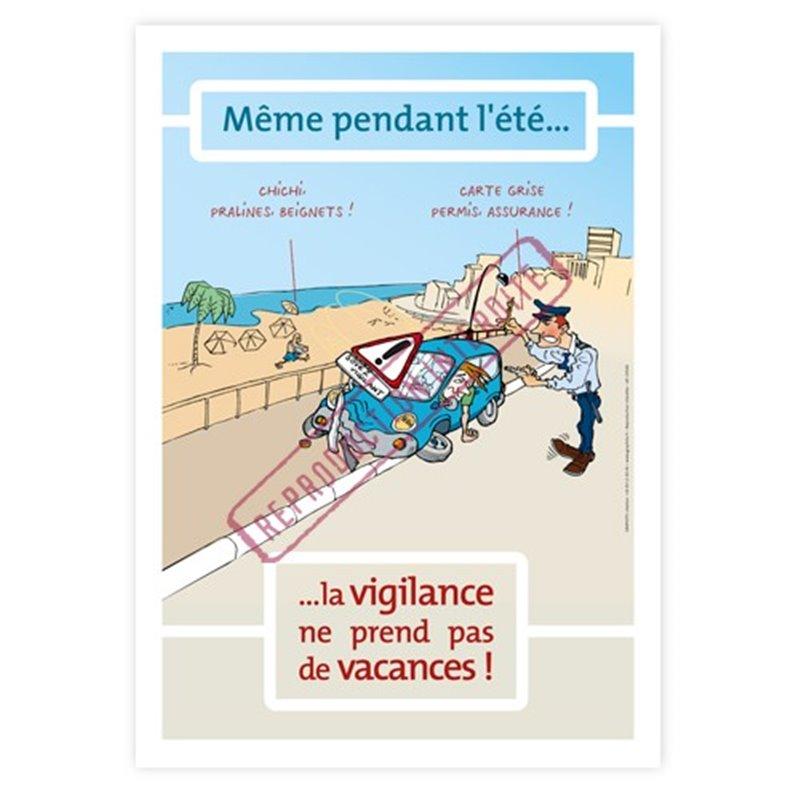 Vacances et vigilance
