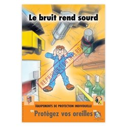 Le bruit rend sourd