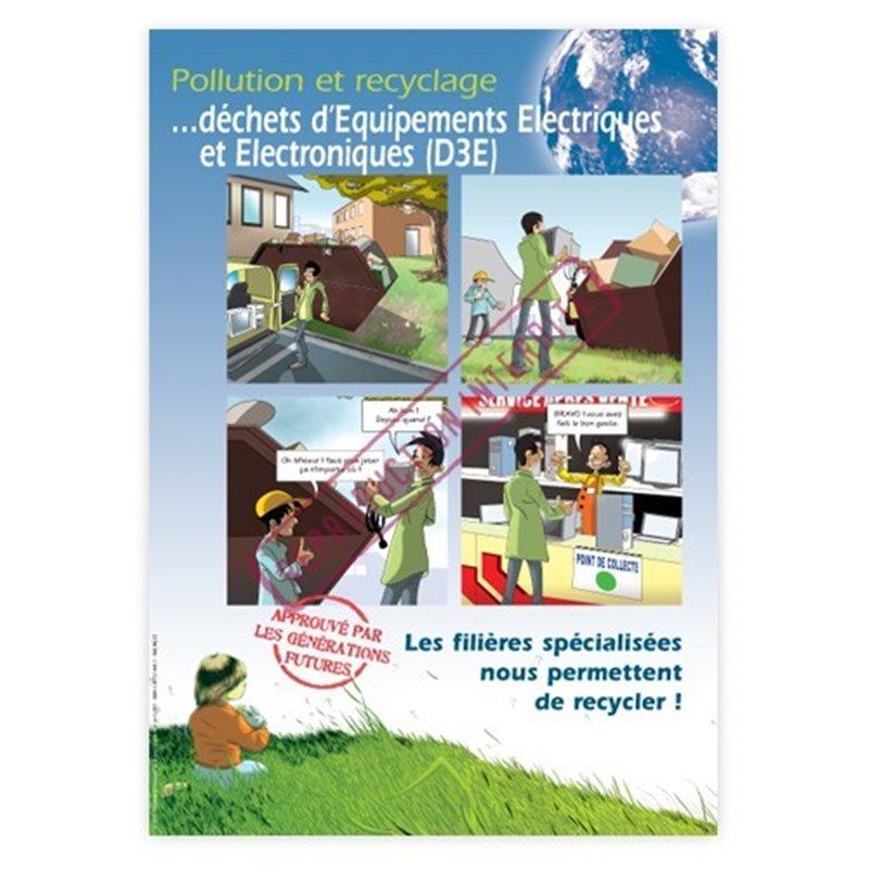 Pollution et recyclage...déchets électriques