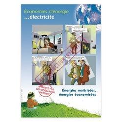 Économie d'énergie...électricité