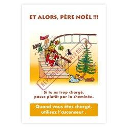 Noël escalier