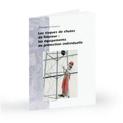 Livret Les risques de chutes de hauteur : EPI